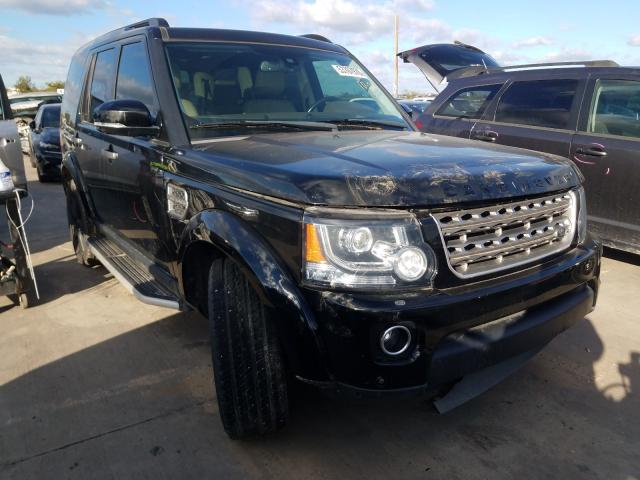 Land Rover salvage cars for sale: 2015 Land Rover LR4 HSE