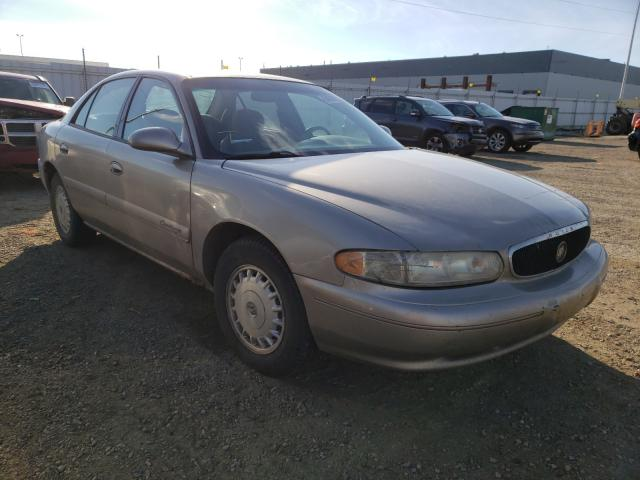 Buick salvage cars for sale: 2002 Buick Century CU