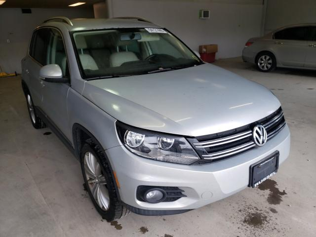 2012 Volkswagen Tiguan S for sale in Hampton, VA