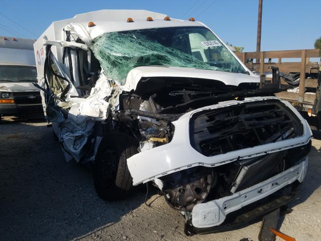 Salvage cars for sale from Copart Rancho Cucamonga, CA: 2018 Ford Transit T