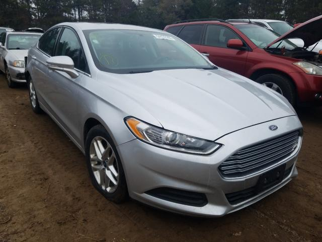 Ford Fusion salvage cars for sale: 2013 Ford Fusion