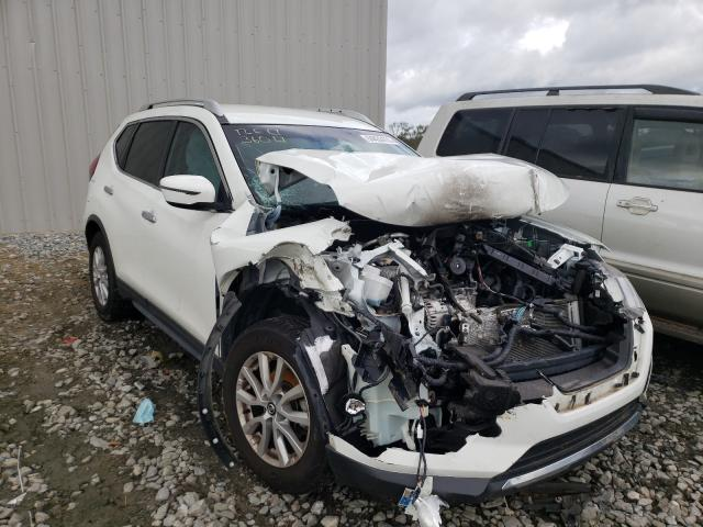 Salvage cars for sale from Copart Byron, GA: 2018 Nissan Rogue S