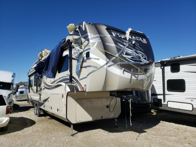 Jayco salvage cars for sale: 2019 Jayco Pinnacle