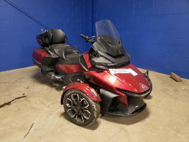Can-Am salvage cars for sale: 2020 Can-Am Spyder ROA