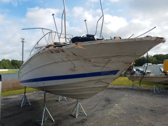 Salvage cars for sale from Copart Jacksonville, FL: 1988 Seadoo Boat With Trailer