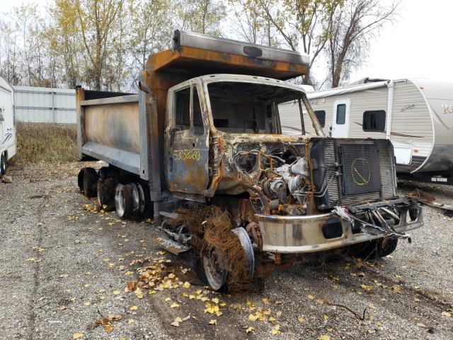Interstate salvage cars for sale: 2004 Interstate Dumptruck
