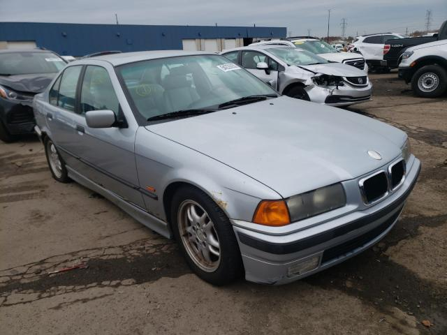 Salvage cars for sale from Copart Woodhaven, MI: 1997 BMW 3 Series