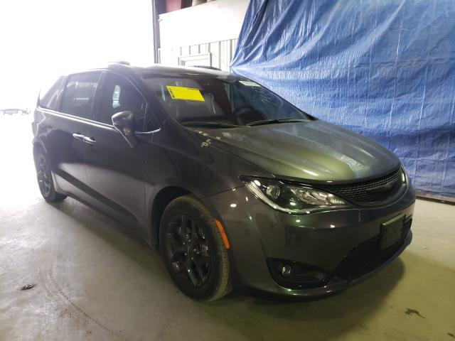 Salvage cars for sale from Copart Finksburg, MD: 2018 Chrysler Pacifica T