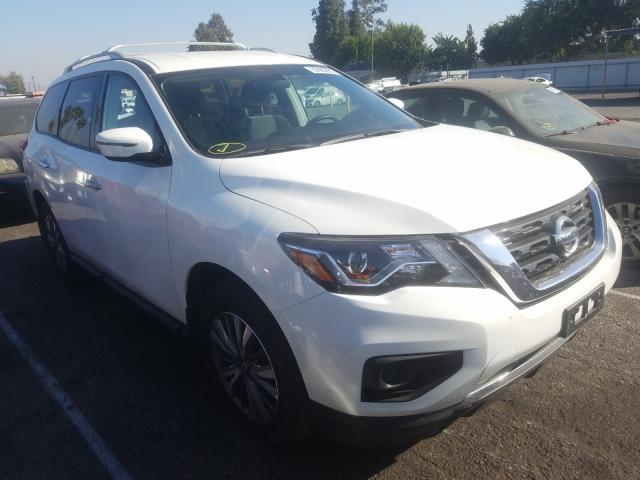 Salvage cars for sale from Copart Van Nuys, CA: 2019 Nissan Pathfinder