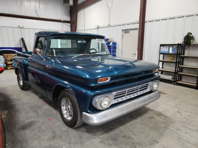 Salvage cars for sale from Copart Harleyville, SC: 1962 Chevrolet C10