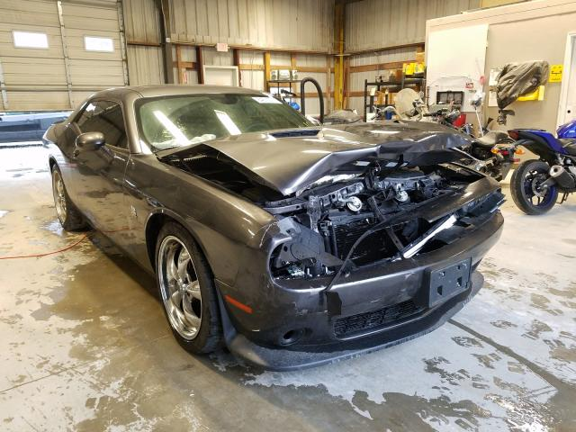 Salvage cars for sale from Copart Rogersville, MO: 2015 Dodge Challenger