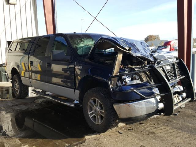 Salvage cars for sale from Copart Billings, MT: 2008 Ford F150 Super
