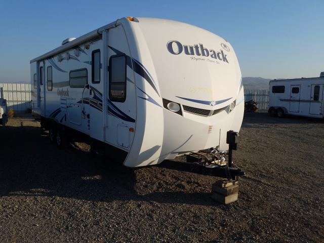 Outback salvage cars for sale: 2011 Outback Keystone