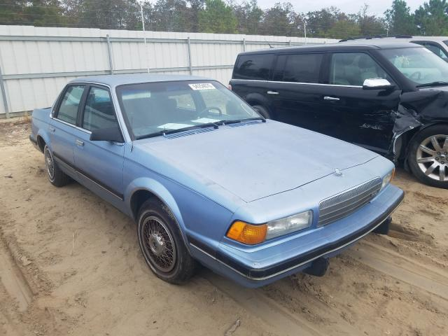 Salvage cars for sale from Copart Gaston, SC: 1990 Buick Century