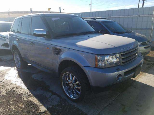 Land Rover salvage cars for sale: 2008 Land Rover Range Rover