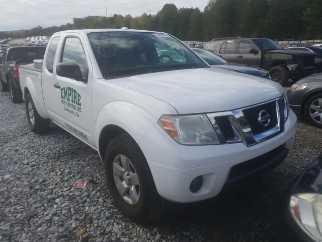 Salvage cars for sale from Copart Gainesville, GA: 2012 Nissan Frontier S