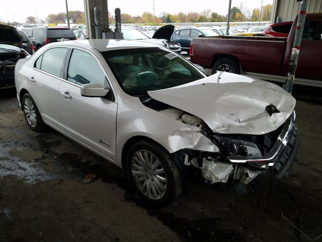 Salvage 2011 FORD FUSION - Small image. Lot 29988541