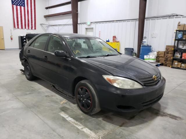 Salvage cars for sale from Copart Magna, UT: 2002 Toyota Camry LE
