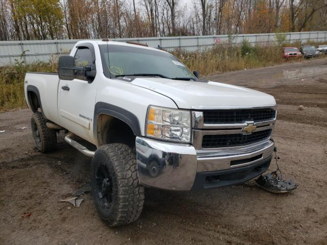 Salvage cars for sale from Copart Davison, MI: 2007 Chevrolet Silverado
