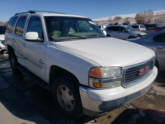 GMC Yukon salvage cars for sale: 2001 GMC Yukon