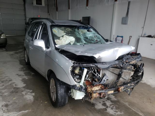 Vehiculos salvage en venta de Copart Lexington, KY: 2008 KIA Rondo Base