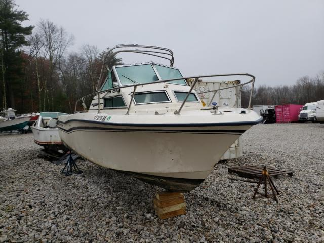 Gradall salvage cars for sale: 1983 Gradall Boat