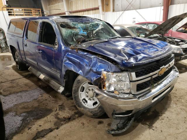 Salvage cars for sale from Copart Anchorage, AK: 2013 Chevrolet Silverado