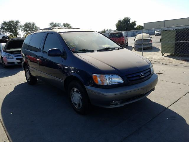 2002 Toyota Sienna LE for sale in Sacramento, CA