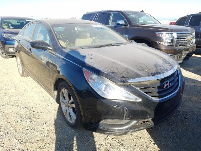 Salvage cars for sale from Copart Anderson, CA: 2011 Hyundai Sonata GLS