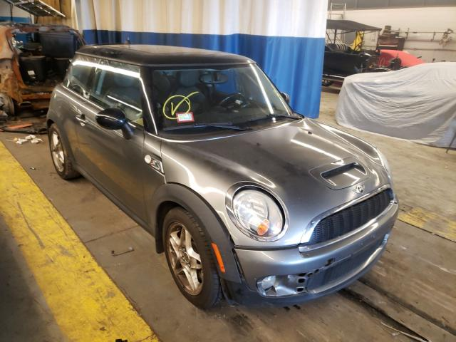 Mini salvage cars for sale: 2009 Mini Cooper S