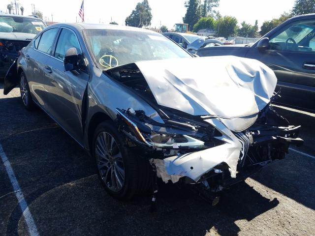 Salvage cars for sale from Copart Van Nuys, CA: 2020 Lexus ES 350