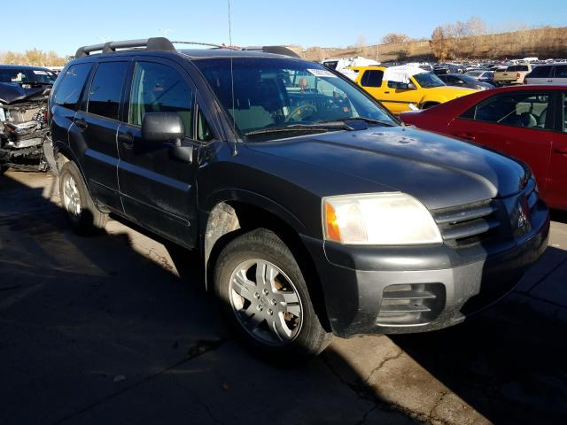 Mitsubishi salvage cars for sale: 2005 Mitsubishi Endeavor L