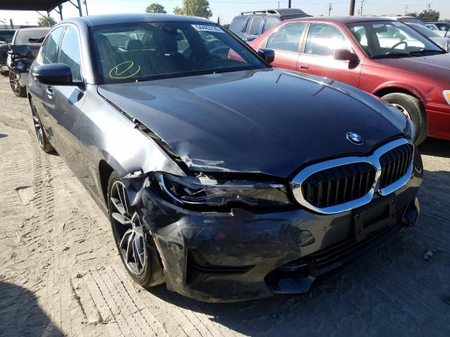 BMW Vehiculos salvage en venta: 2019 BMW 330I