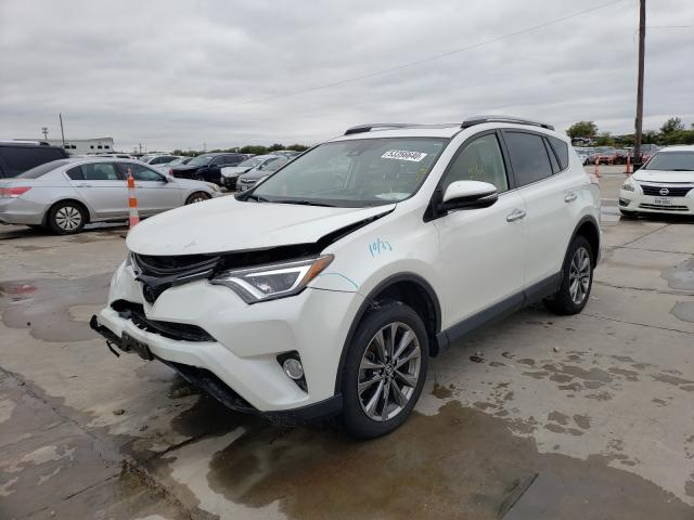 из сша 2018 Toyota Rav4 Limit 2.5L JTMDFREV6JJ200689