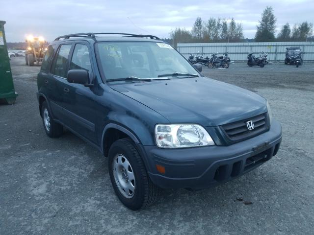 Salvage cars for sale from Copart Arlington, WA: 1998 Honda CR-V LX