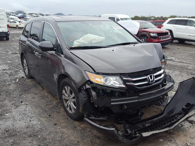 2016 Honda Odyssey EX for sale in Madisonville, TN