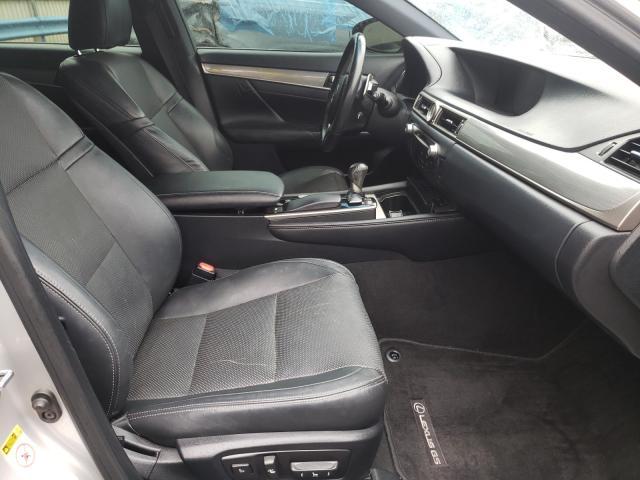 пригнать из сша 2014 Lexus Gs 350 3.5L JTHBE1BL1E5031824