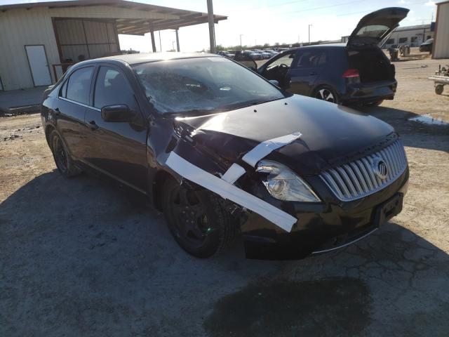 Salvage cars for sale from Copart Temple, TX: 2010 Mercury Milan