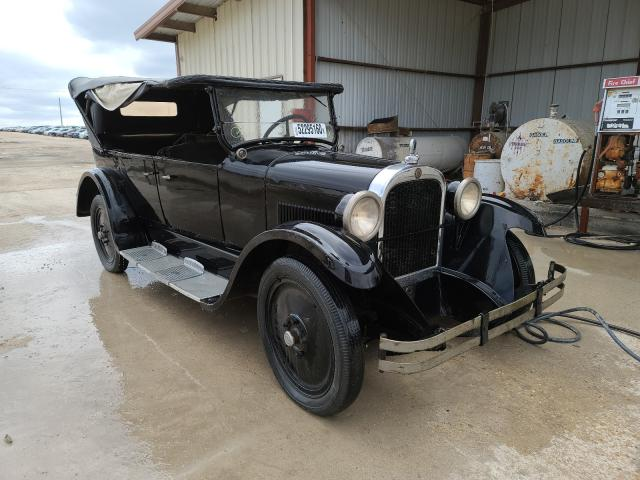 Salvage cars for sale from Copart Temple, TX: 1926 Dodge Roadster