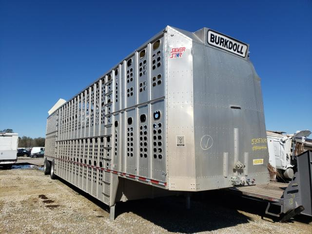 Wilson salvage cars for sale: 2017 Wilson Cattle TRL