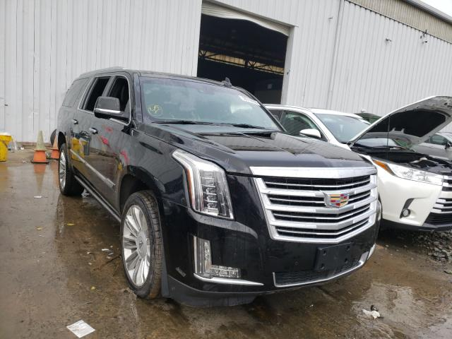 Salvage cars for sale from Copart Windsor, NJ: 2015 Cadillac Escalade E