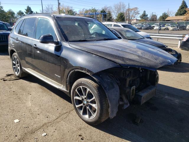 Salvage cars for sale from Copart Brighton, CO: 2015 BMW X5 XDRIVE3