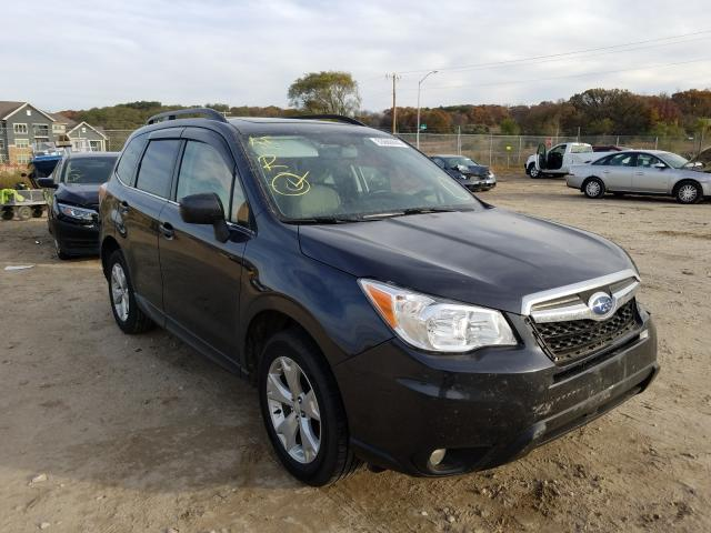 Salvage cars for sale from Copart Madison, WI: 2016 Subaru Forester 2