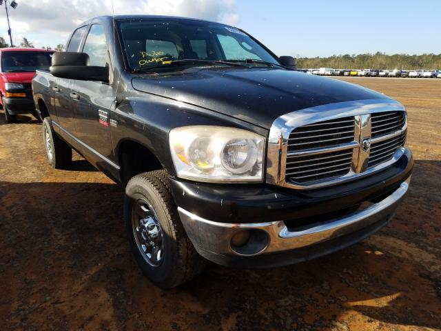 Dodge salvage cars for sale: 2008 Dodge RAM 2500 S