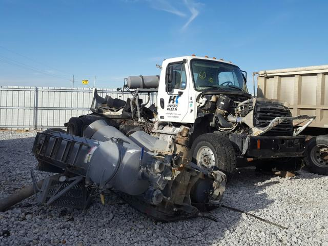 Freightliner 114SD salvage cars for sale: 2016 Freightliner 114SD