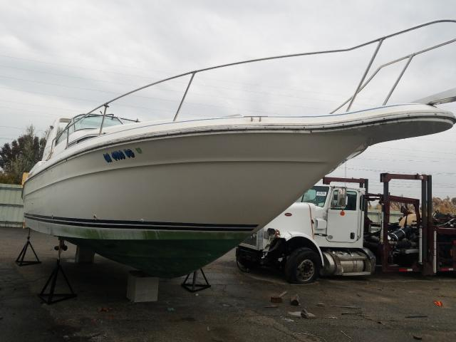 Sea Ray salvage cars for sale: 1990 Sea Ray Boat