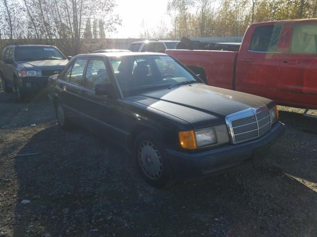 Mercedes-Benz 190 E 2.6 salvage cars for sale: 1993 Mercedes-Benz 190 E 2.6