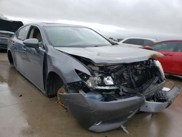 Salvage cars for sale from Copart Wilmer, TX: 2013 Lexus ES 300H
