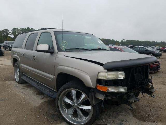 Chevrolet Suburban C salvage cars for sale: 2001 Chevrolet Suburban C