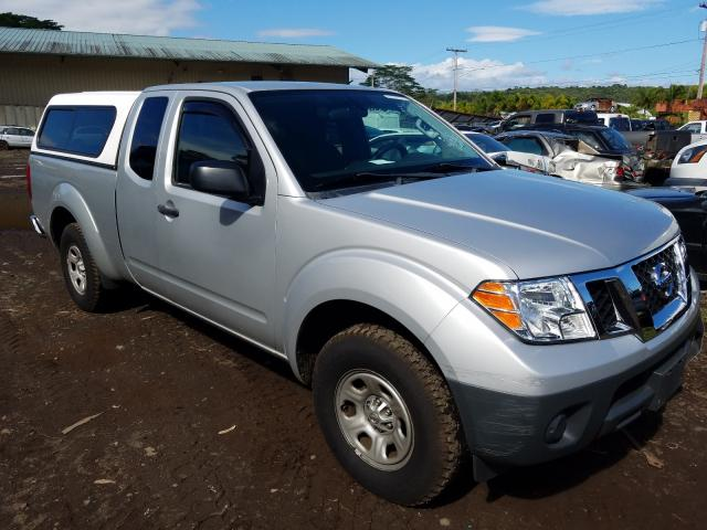 Salvage cars for sale from Copart Kapolei, HI: 2015 Nissan Frontier S